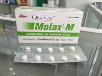 モラックス-M(Molax-M)100錠×1箱(1回発送)