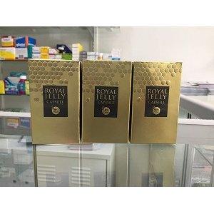 画像1: 【高品質】ローヤルゼリー 100錠×3ボトル(1回発送)
