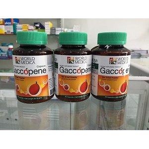 画像1: 【天国からの果実】ガックフルーツ・パウダー(Gaccopene)60錠×3ボトル(1回発送)