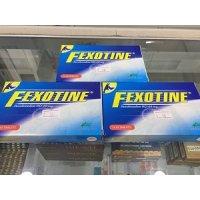 フェキソジン 60mg(FEXOTINE 60mg)10錠×3箱(1回発送)