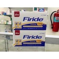 【ネット最安値宣言】フィライド 1mg(Firide 1mg)30錠×2箱(1回発送)